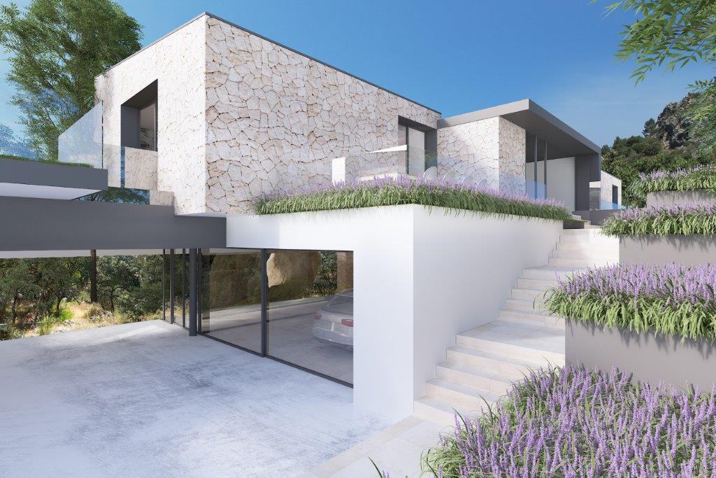 Luxusvilla Valldemossa Mallorca George Sand